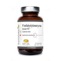 Fosfatydyloseryna Smart PS 100 mg (60 kaps.) KenayAG