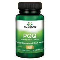 PQQ 10 mg (30 kaps.) Swanson