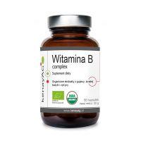 BIO Witamina B complex - Orgen-B (60 kaps.) Kenay