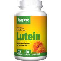 Luteina 20 mg i Zeaksantyna 4 mg (30 kaps.) Jarrow Formulas