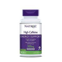 Kofeina i Wapń - High Caffeine (100 tabl.) Natrol
