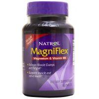 MagniFlex - Magnez + Witamina B6 (60 tabl.) Natrol