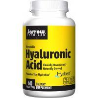 Hyaluronic Acid - Kwas Hialuronowy  (60 kaps.) Jarrow Formulas