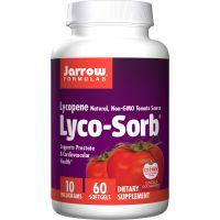 Lyco-Sorb - Likopen Lyc-O-Mato 10 mg (60 kaps.) Jarrow Formulas