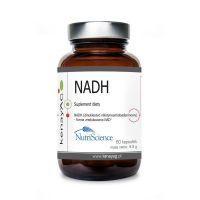 Aktywator Kreatyny NADH Dinukleotyd Nikotynoamidoadeninowy (60 kaps.) Kenay
