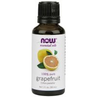 100% Olejek Grejpfrutowy - Grapefruit (30 ml) NOW Foods