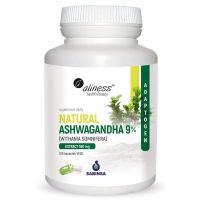 Ashwagandha ekstrakt 590 mg (100 kaps.) Aliness