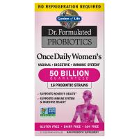 Once Daily Women's - Probiotyk dla Kobiet (30 kaps.) Garden of Life