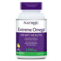 Extreme Omega 1200 mg + EPA i DHA (60 kaps.) Natrol