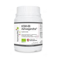 BIO Ashwagandha KSM-66 300 mg (300 kaps.) Kenay AG