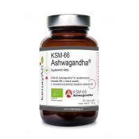 BIO Ashwagandha KSM-66 300 mg (60 kaps.) Kenay AG
