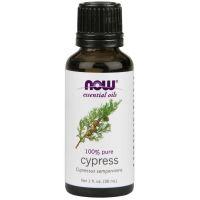 100% Olejek Cyprysowy - Cyprys (30 ml) NOW Foods