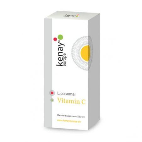 Witamina C Liposomalna o smaku pomarańczy (250 ml) CureSupport