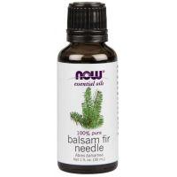 Balsam Fir Needle - 100% Olejek z Jodły Balsamicznej - Jodła Balsamiczna (30 ml) NOW Foods