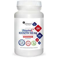 Ubichinol - Koenzym Q10 Kaneka 100 mg (60 kaps.) Aliness
