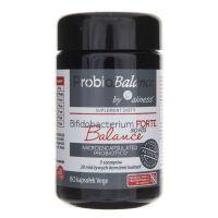 Probiotyk Bifidobacterium Forte Balance NO FOS (60 kaps.) Aliness