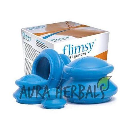 Flimsy - Bańki chińskie (4 szt.) Aura Herbals