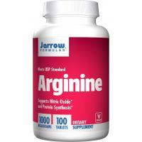 L-Arginina 1000 mg (100 tabl.) Jarrow Formulas
