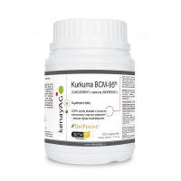 BCM-95 ekstrakt z kurkumy Curcugreen z piperyną Bioperine (300 kaps.) Kenay AG