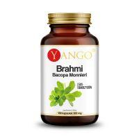 Bakopa (Brahmi) 300 mg - Bacopa Monnieri 50% bakozydów (100 kaps.) Yango