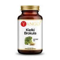 Kiełki Brokuła 425 mg ekstrakt 10:1 (120 kaps.) Yango