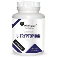 L-Tryptofan 500 mg (100 kaps.) Aliness