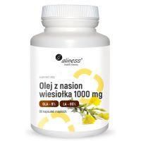 Olej z nasion Wiesiołka 1000 mg (90 kaps.) Aliness