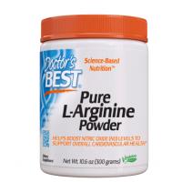 L-Arginina HCL (300 g) Doctor's Best
