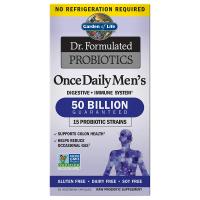 Once Daily Men's - Probiotyk dla Mężczyzn (30 kaps.) Garden of Life