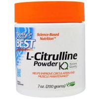 L-Citrulline - L-Cytrulina (200 g) Doctor's Best