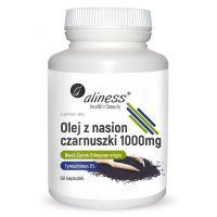 Olej z Nasion Czarnuszki 1000 mg (60 kaps.) Aliness
