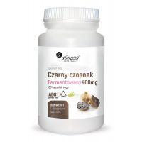 Czarny Czosnek Fermentowany 400 mg (100 kaps.) Aliness