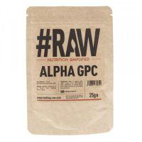 Alpha GPC - L-Alfa-Glicerylofosforylcholina (25 g) RAW series