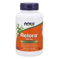 Relora 300 mg (120 kaps.) NOW Foods