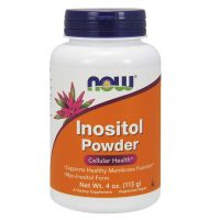 Inozytol (113 g) NOW Foods