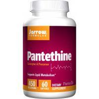 Pantethine - Pantetyna 450 mg (60 kaps.) Jarrow Formulas