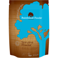 BIO Spirulina (200 g) Rainforest Foods