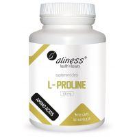 L-Prolina 500 mg (100 kaps.) Aliness
