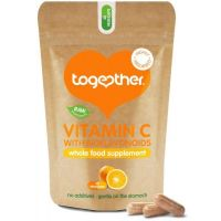 Witamina C i Bioflawonoidy WholeVit (30 kaps.) Together