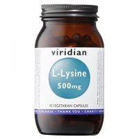 L-Lizyna 500 mg (90 kaps.) Viridian
