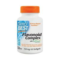 Flavonoid Complex with Sytrinol - Komples Flawonoidowy 150 mg (60 kaps.) Doctor's Best
