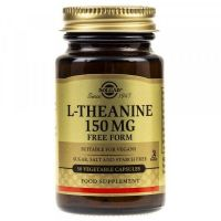 L-Teanina 150 mg (30 kaps.) Solgar