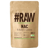 NAC - N-Acetylo-L-Cysteina 600 mg (120 kaps.) RAW series