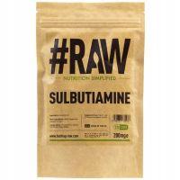 Sulbutiamine - Witamina B1 (Tiamina) 200 mg (120 kaps.) RAW Series
