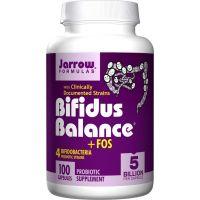 Probiotyk Bifidus Balance + FOS (100 kaps.) Jarrow Formulas