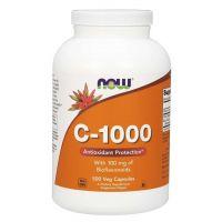 Witamina C 1000 mg z bioflawonoidami (500 kaps.) NOW Foods