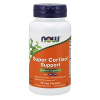 Super Cortisol Support (90 kaps.) NOW Foods