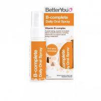 B-Complete - Kompleks Witamin z grupy B w sprayu (25 ml) BetterYou