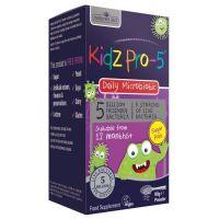 Kidz Pro-5 Daily Microbiotic - Mikrobiotyk dla Dzieci 5 miliardów CFU (90 g) Natures Aid