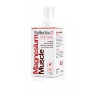 Magnesium Muscle Body Spray (100 ml) BetterYou